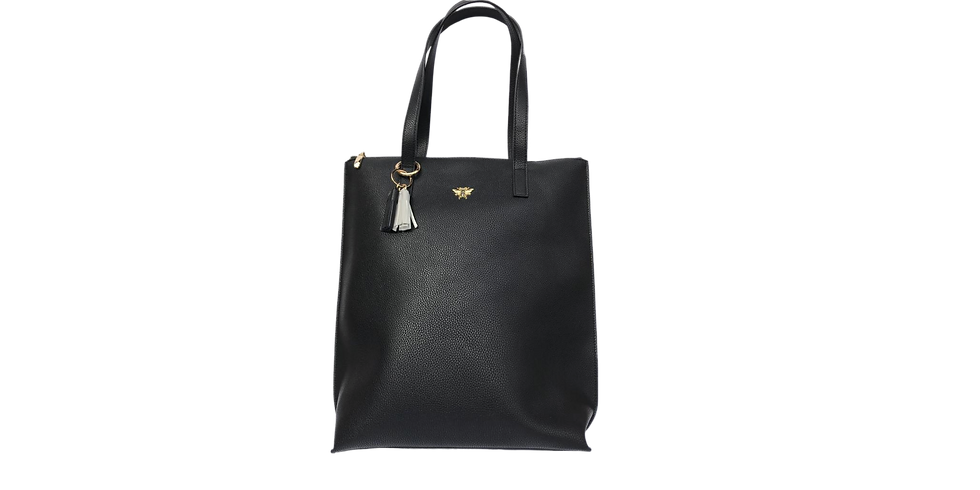 Alice Wheeler Black Handbag