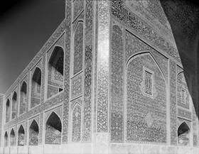 Isfahan Shah Mosque