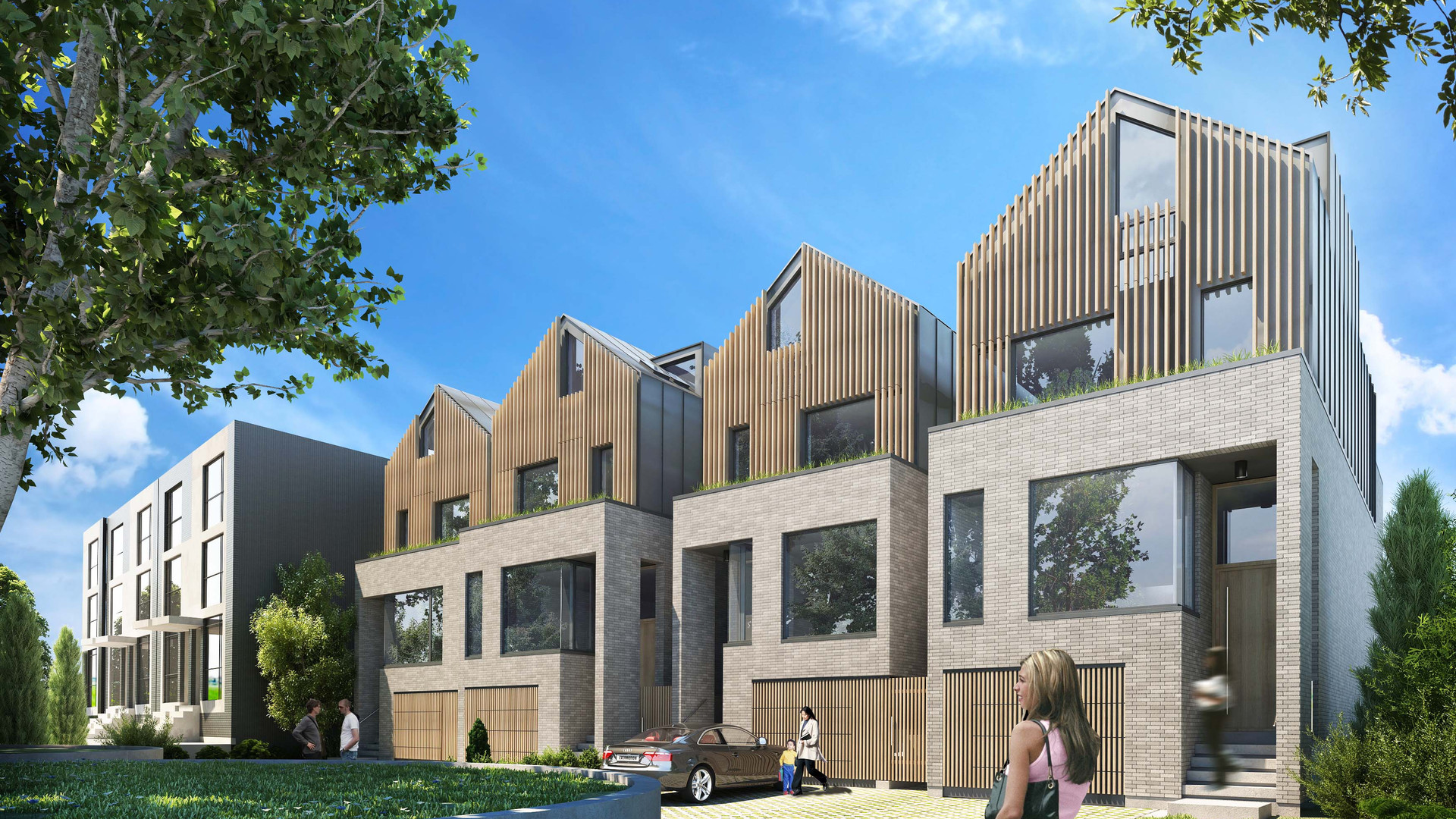 BAYVIEW TOWNHOMES