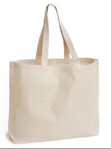 Cotton totes maybe harmful to the environment