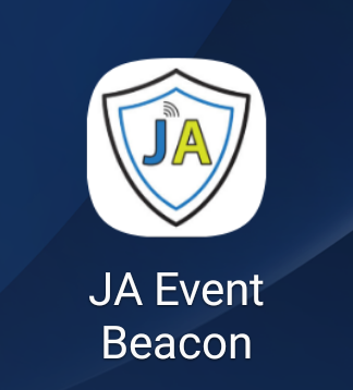 Use Bluetooth Beacon to share content, encourage people to move around your event space