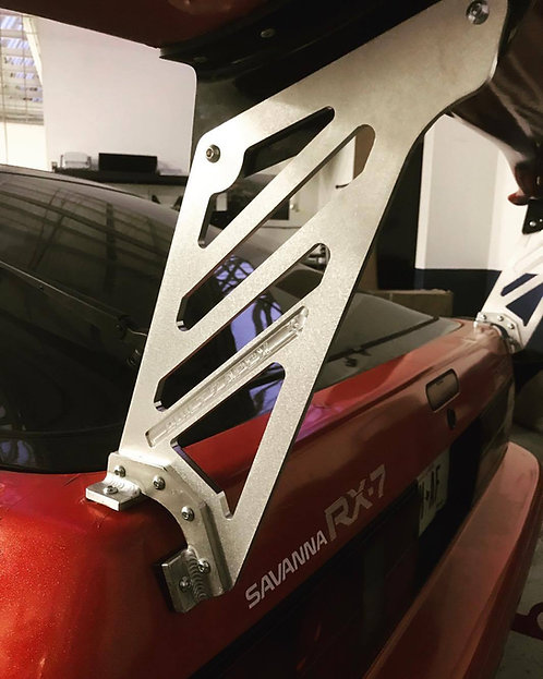 Wide Mount Wing Uprights