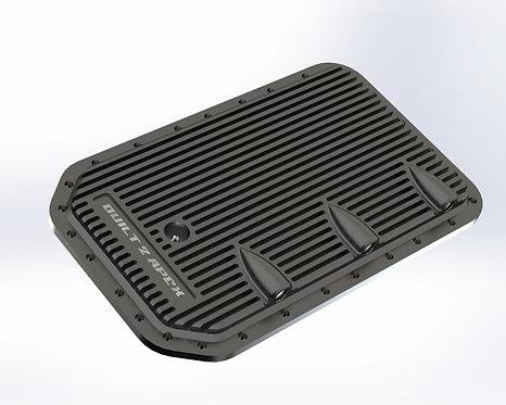 20B Dry Sump Plate - Side Mount Pump