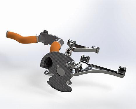 Carbon Brake Cooling Kit