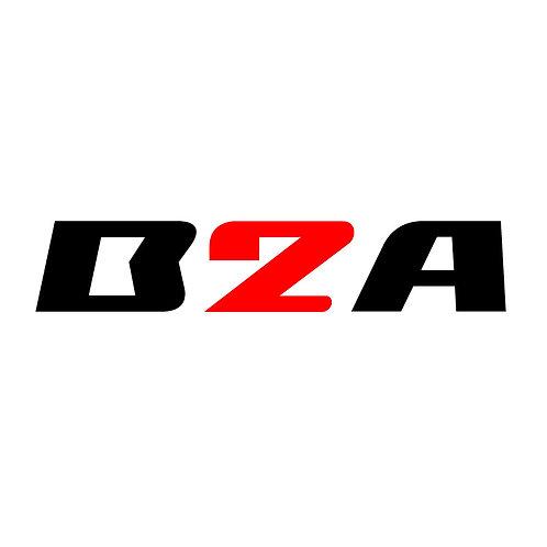 B2A Logo Decal