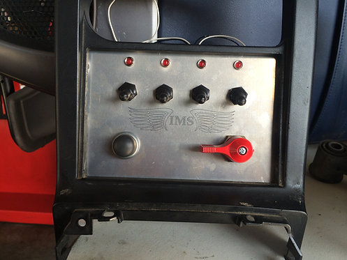 Special Edition B2A Switch Panel - IMS Miata