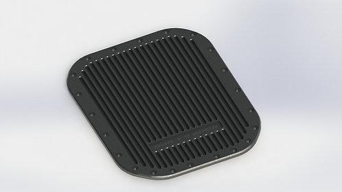 2 Rotor Dry Sump Plate - Mazdaspeed
