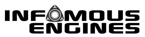 Infamous Engines Vinyl