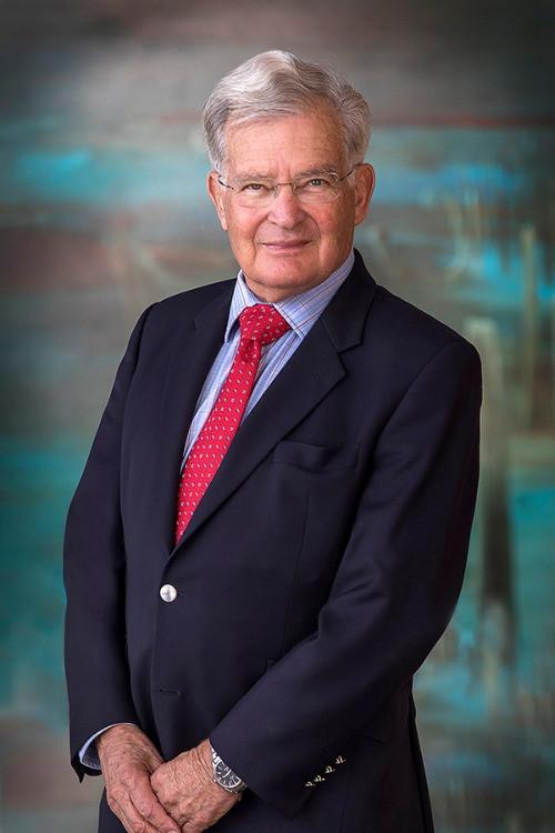 Sir Noel Robinson KNZM