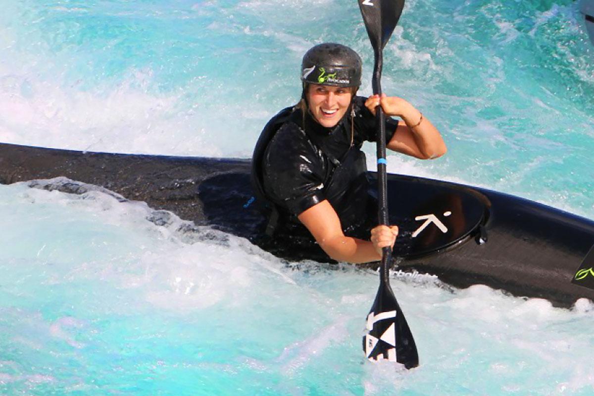 Canoe Slalom New Zealand