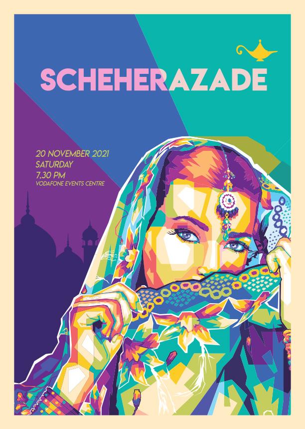MSO 2021 Scheherazade