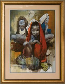 New Guinea Girls