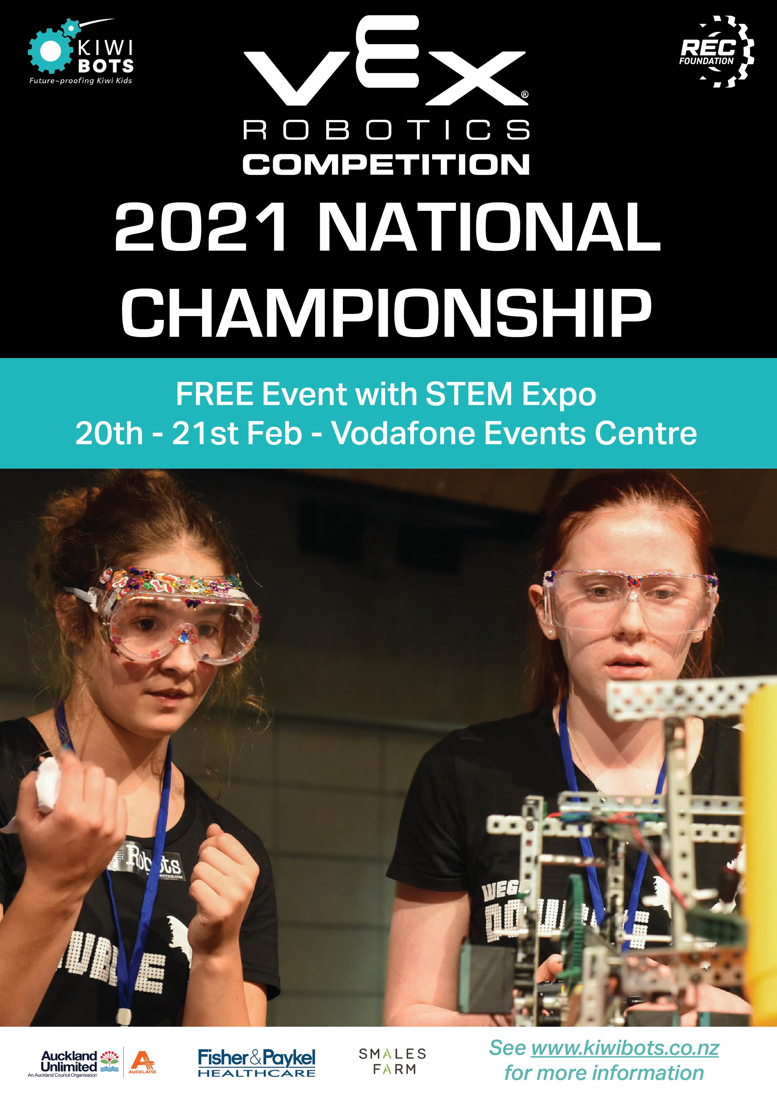 Kiwibots National Championship