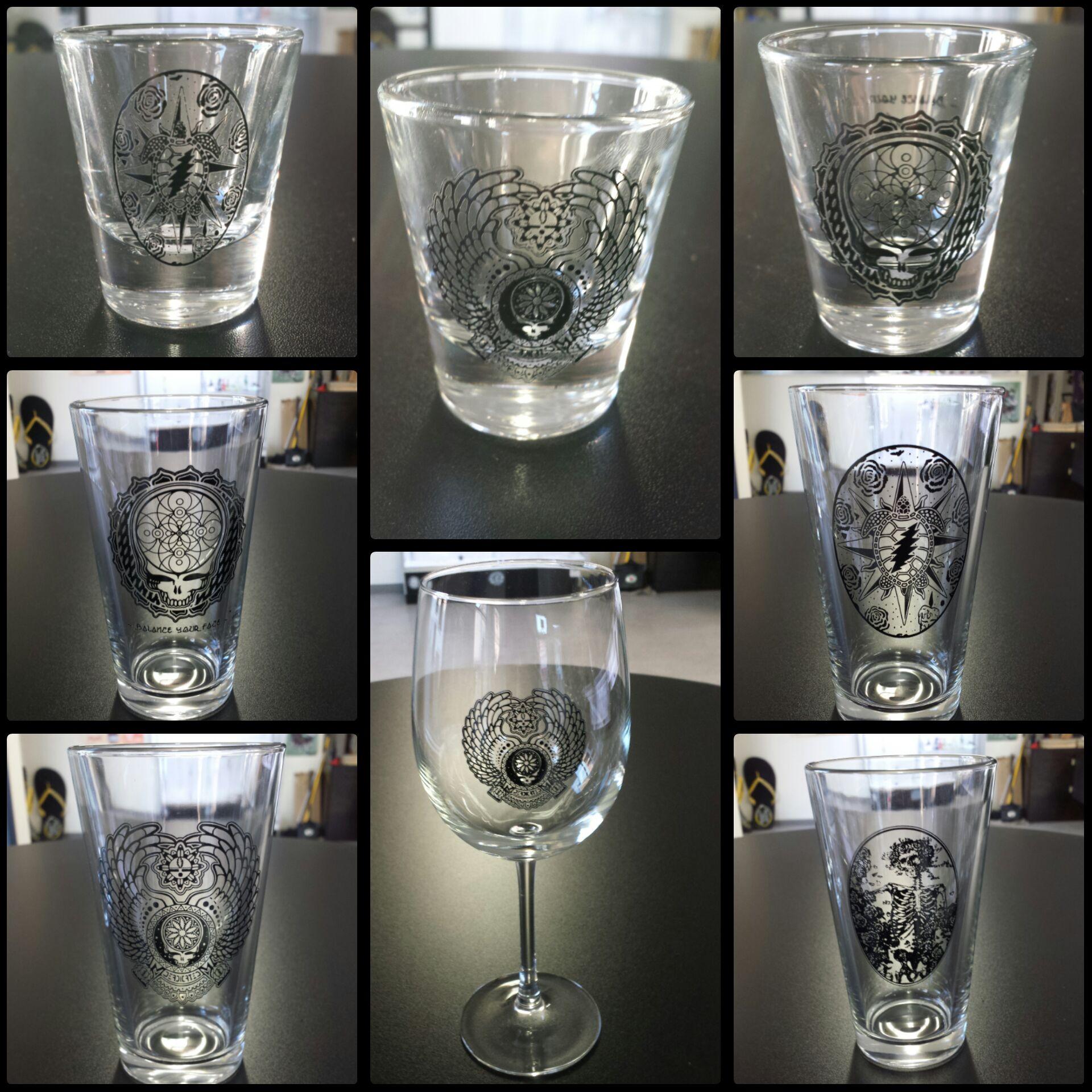 GD Glassware