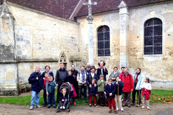 Pèlerinage du 11 novembre 2015 à Ri
