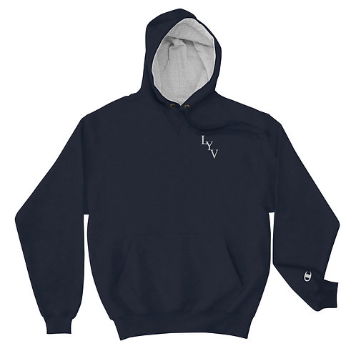LYV (Embroidered) X Champion Hoodie