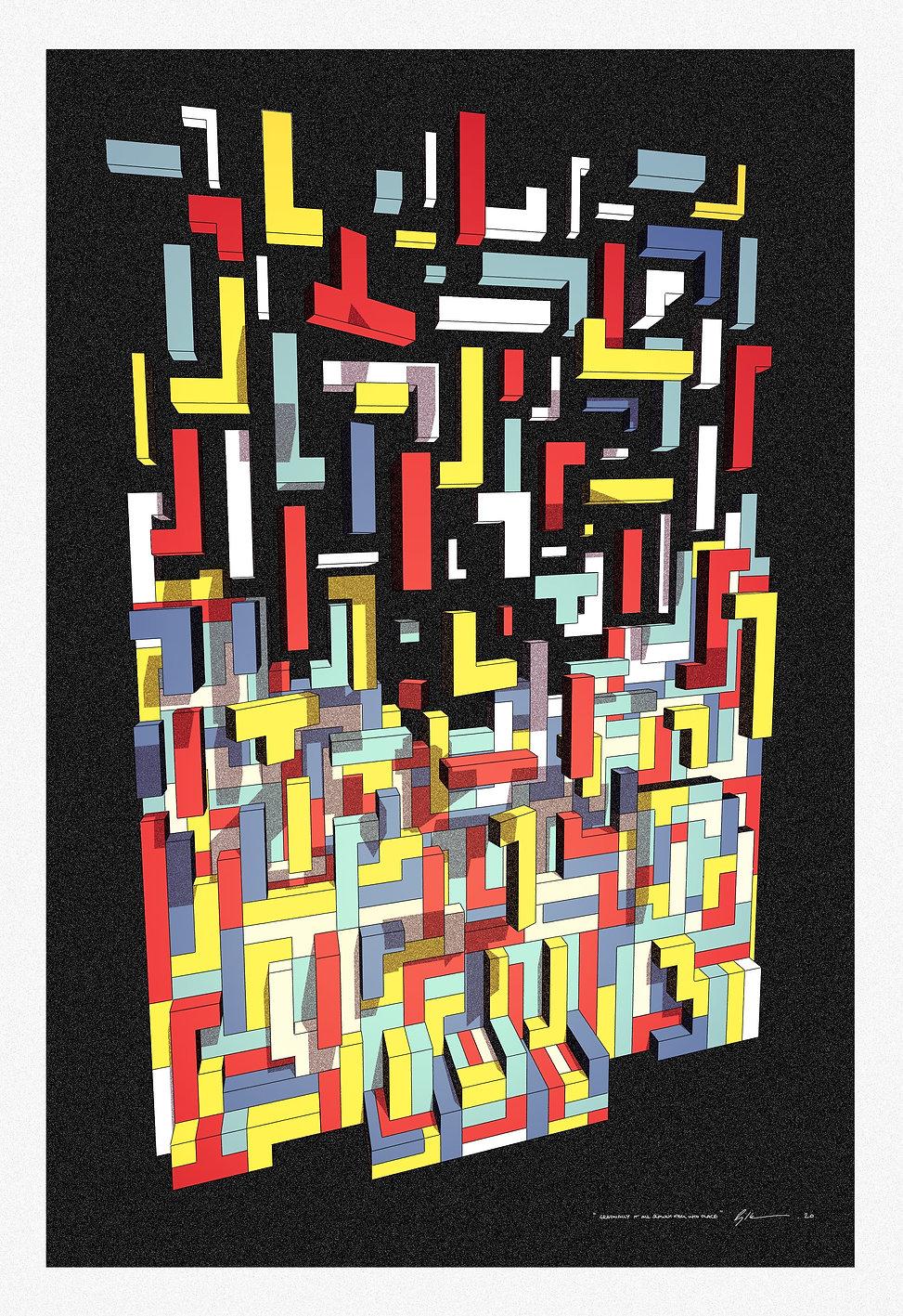 Thomas Radclyffe - People On The Ground
