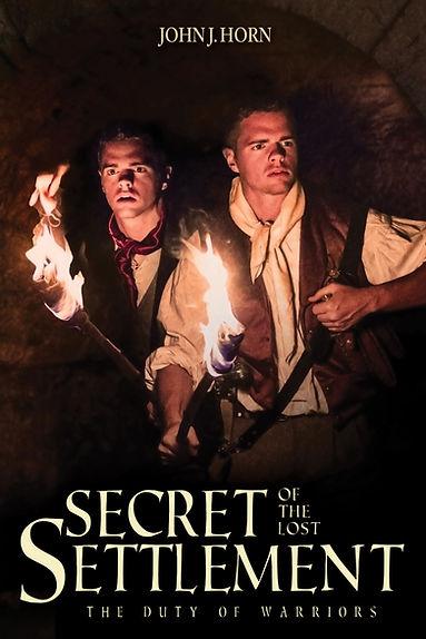 Secret of the Lost Settlement