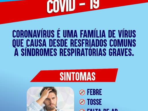 FIQUE ATENTO: LORENA CONTRA CORONAVIRUS