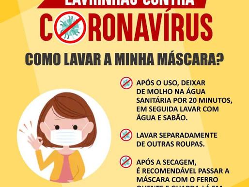 LAVRINHAS COMBATE AO COVID-19