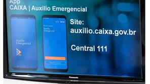 Auxílio emergencial: 680 agências da Caixa abrem hoje das 8h às 12h