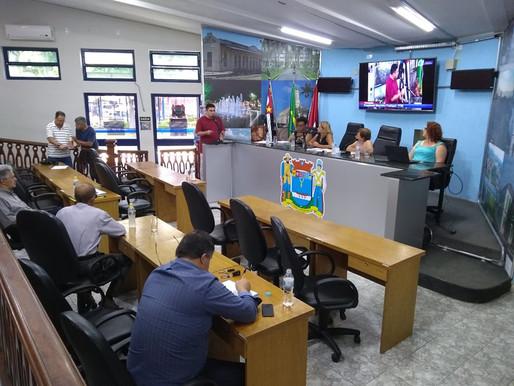 Prefeitura de Lorena realizou a Audiência Pública da Saúde na Câmara Municipal.