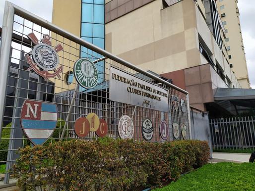 Em reunião, Federação Paulista e clubes decidem continuar sem data para retorno aos treinos