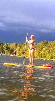 Shanna Stein, yoga instructor, stand up paddle yoga instructor, tea enthusiast