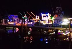 Holiday Boat Parade.