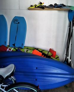 Our recreation Closet
