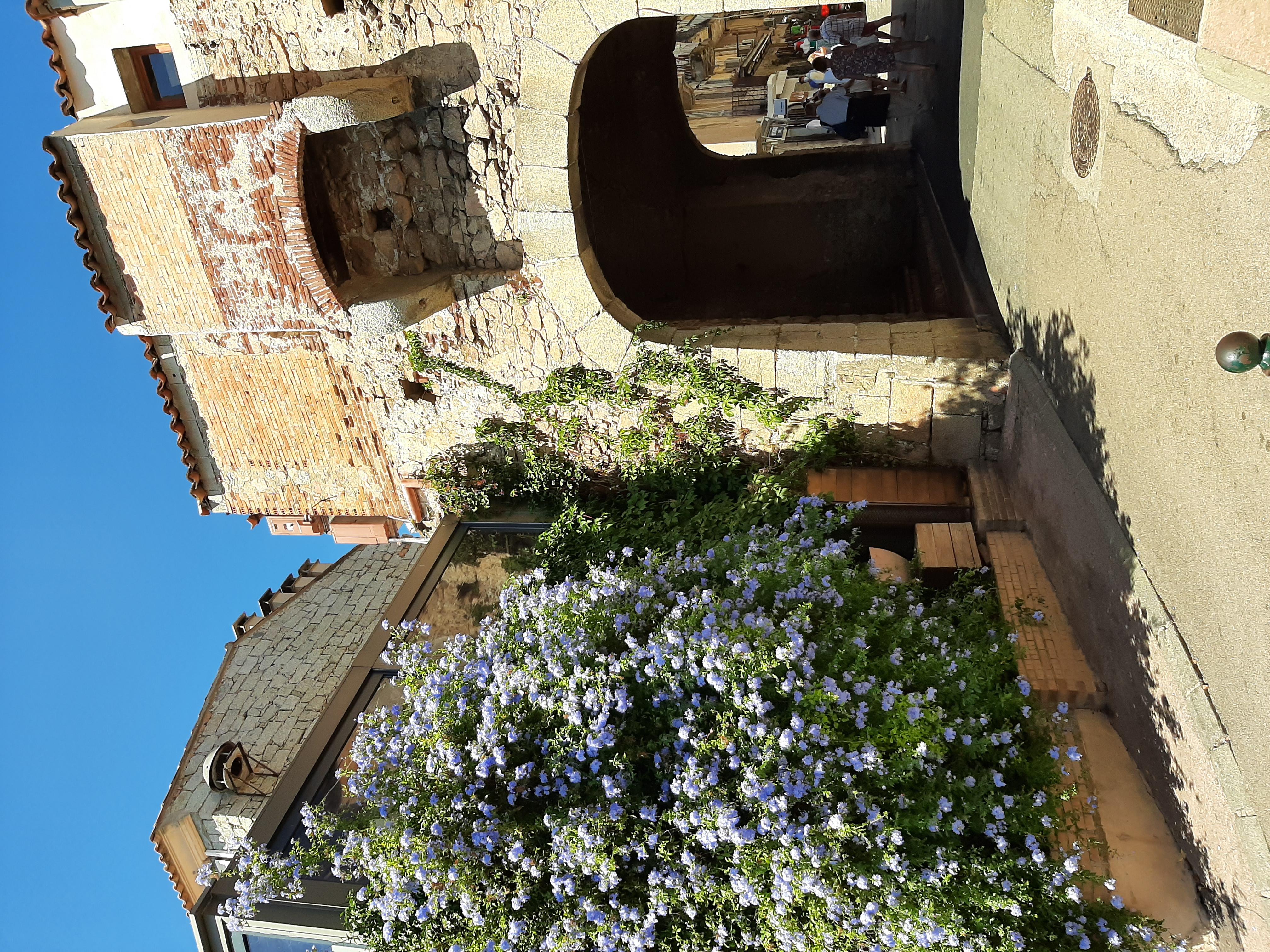 La porte Génoise dans le centre historique de la ville