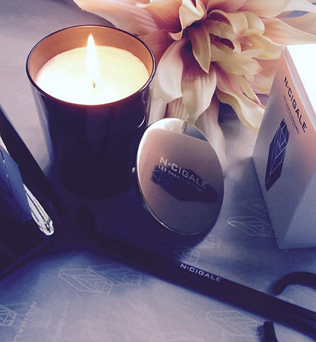 Accessoires bougies N-Cigale