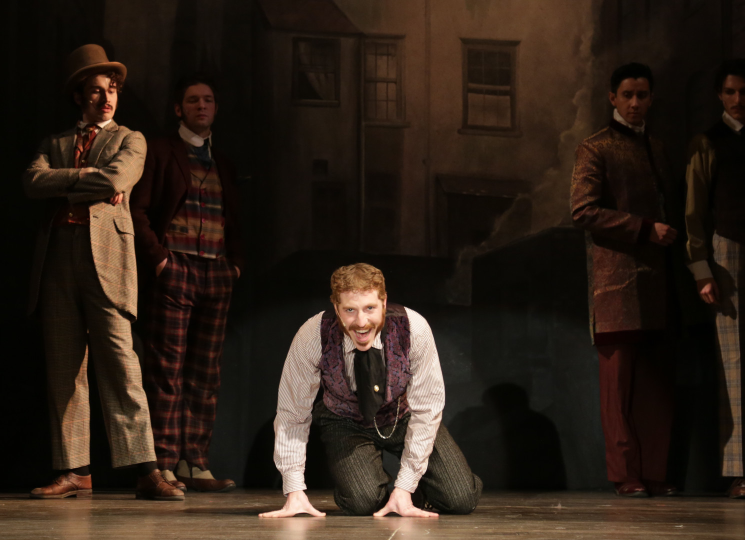 Jasper - The Mystery of Edwin Drood