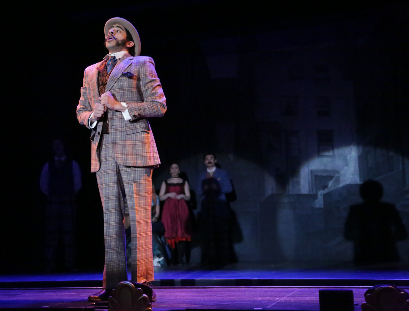 Bazzard - The Mystery of Edwin Drood