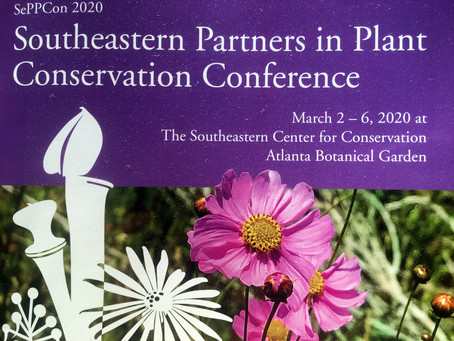 Southeastern Partners in Plant Conservation Conference