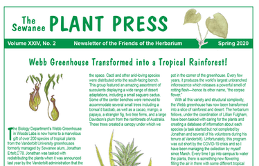 Latest Plant Press