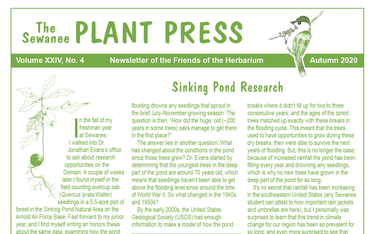 Latest Plant Press