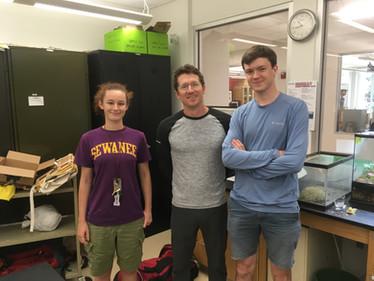 Great Visit with Brett Scheffers!