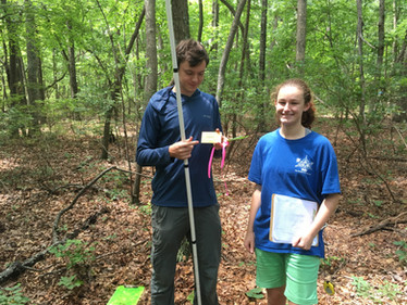 Herbarium Fellows Complete Summer Research