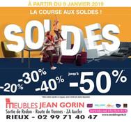 Meubles Jean Gorin Rieux Publicité Print