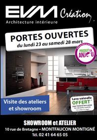 EVM  prospectus campagne de communication Ouest-France