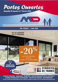 prospectus campagne de communication Ouest-France