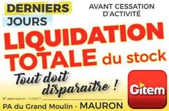 Gitem à Mauron, une Publicité Print Precom Habitat