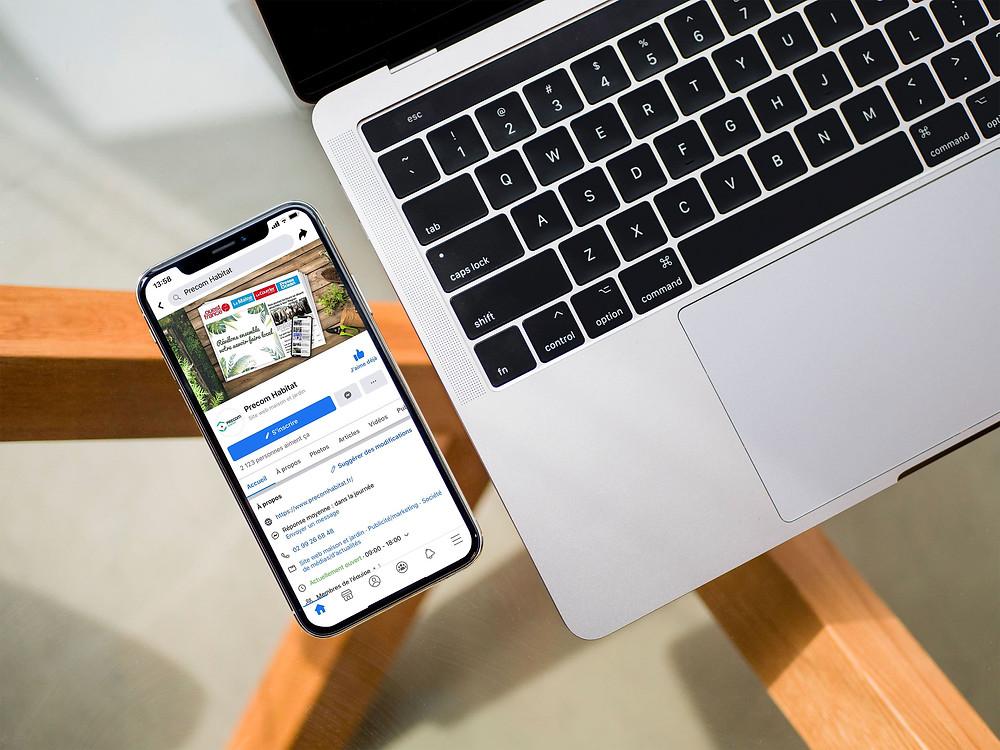 Quel est l'intérêt pour une entreprise d'être sur facebook ? Pourquoi une entreprise doit avoir un page facebook ?
