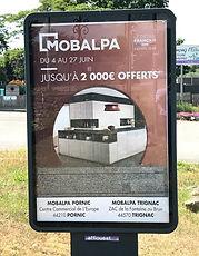 Régie publicitaire communication Mobalpa