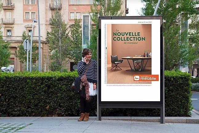 panneaux publicitaires Ouest-France Bretagne Pays de la Loire Normandie