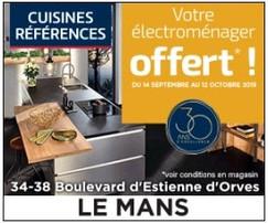 Cuisines Références sur Le Mans, un Display Precom Habitat