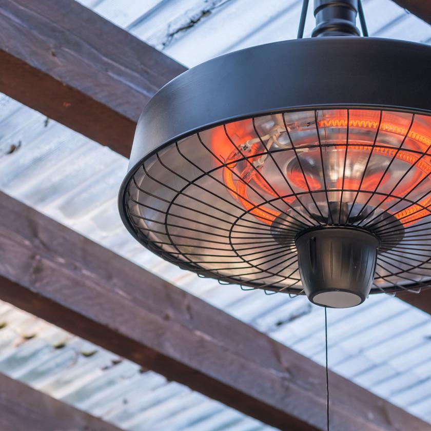 Chauffage extérieur électrique pour votre terrasse
