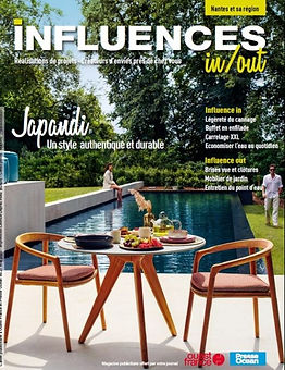 Magazine influences nantes precom