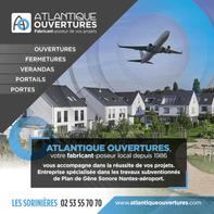 FLYER_Atlantique Ouvertures prospectus campagne de communication Ouest-France